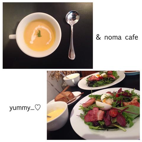 noma cafe ランチ