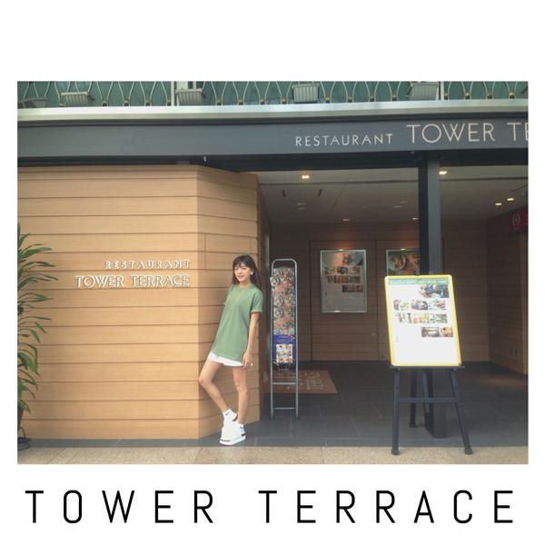京都タワー タワーテラス