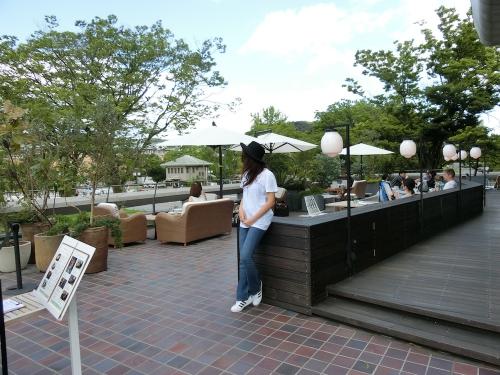 京都モダンテラス